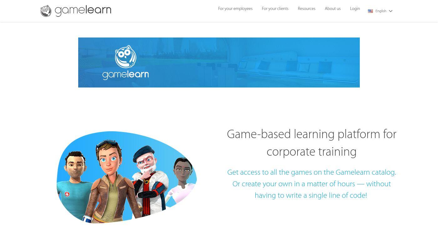52) Gamelearn