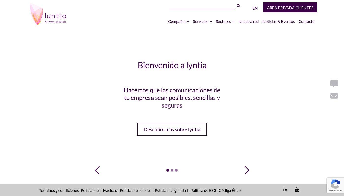 70) Lyntia