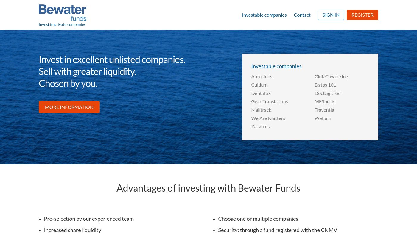99) Bewater Funds