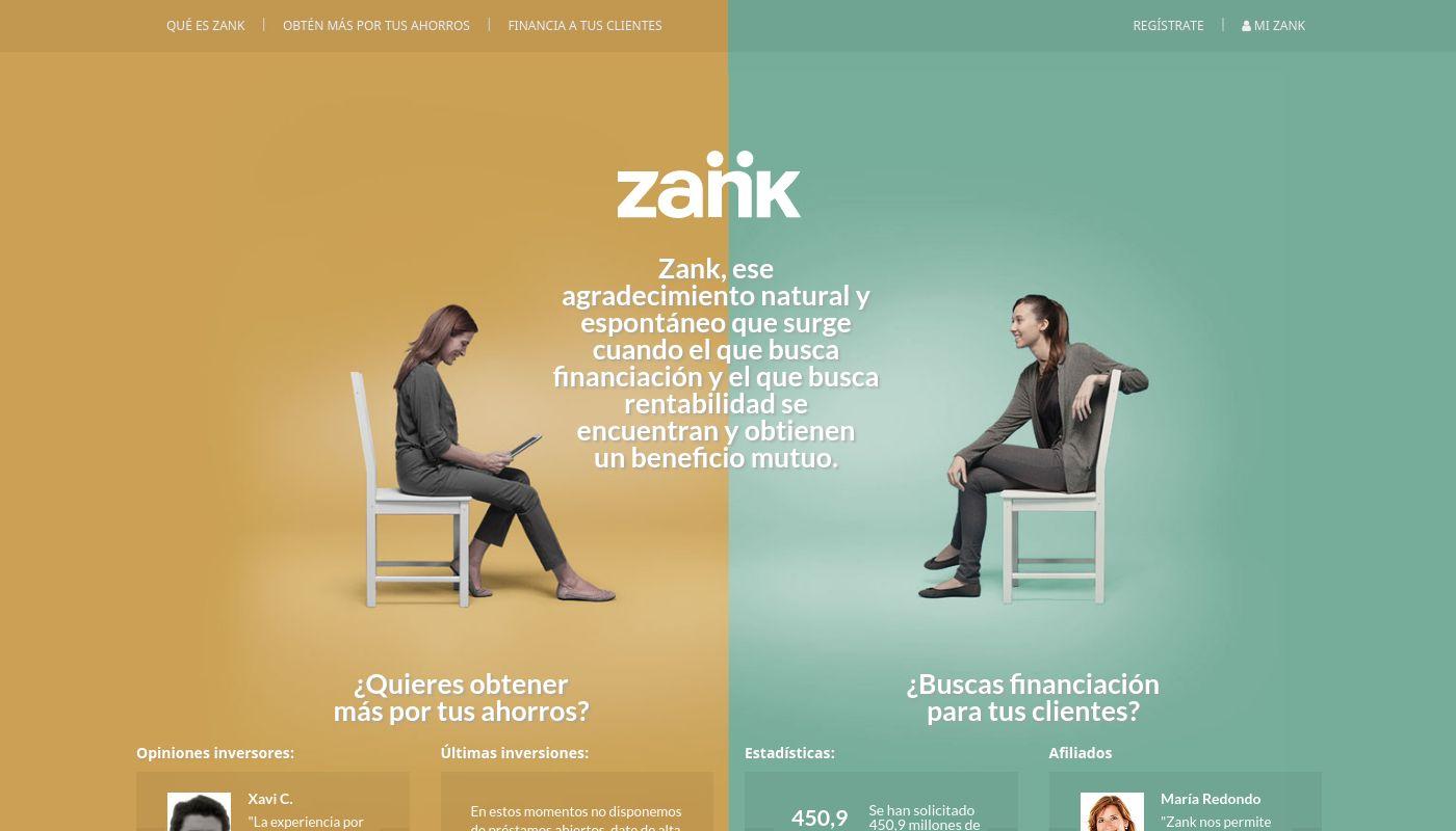100) Zank