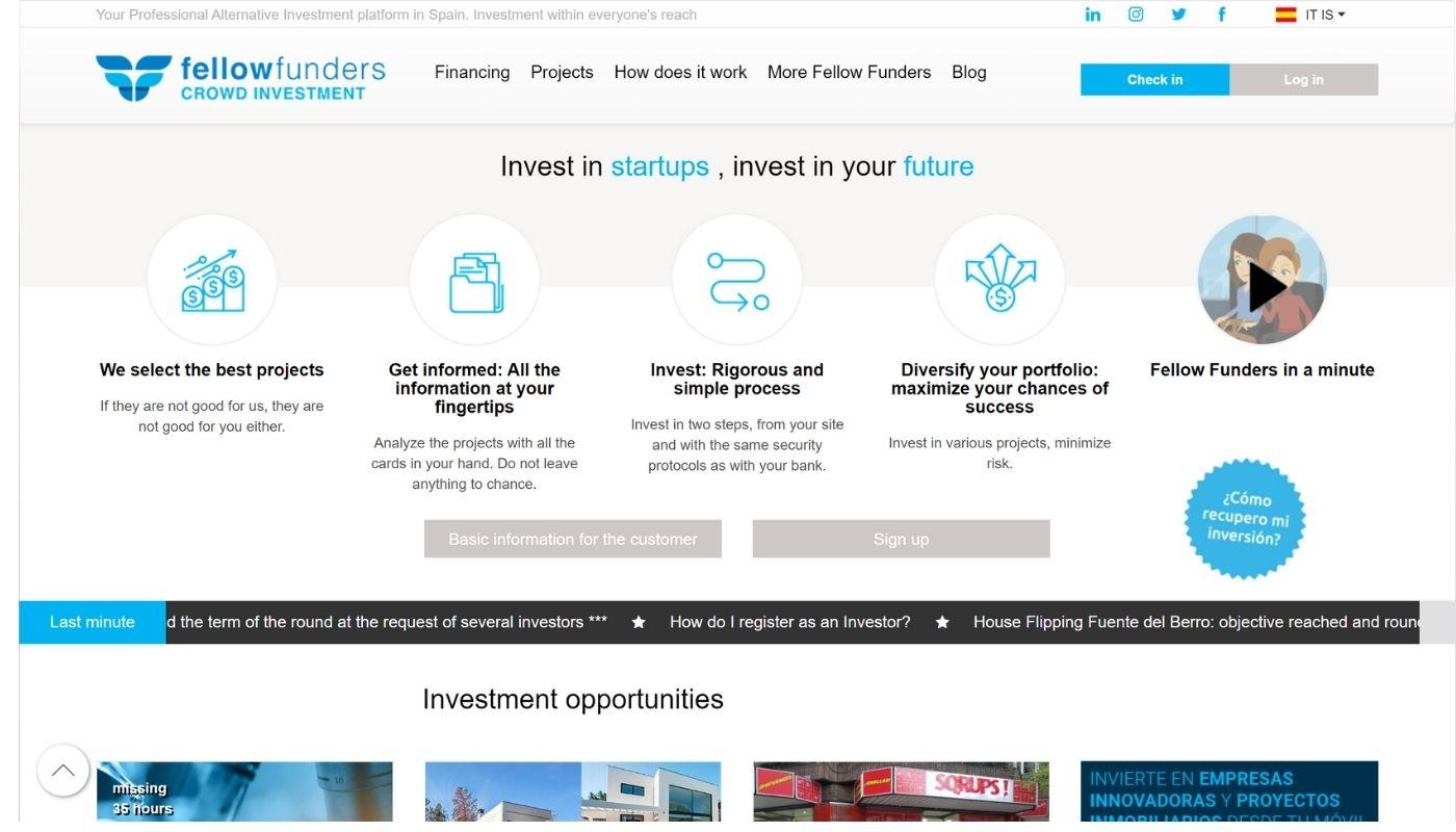 115) Fellow Funders