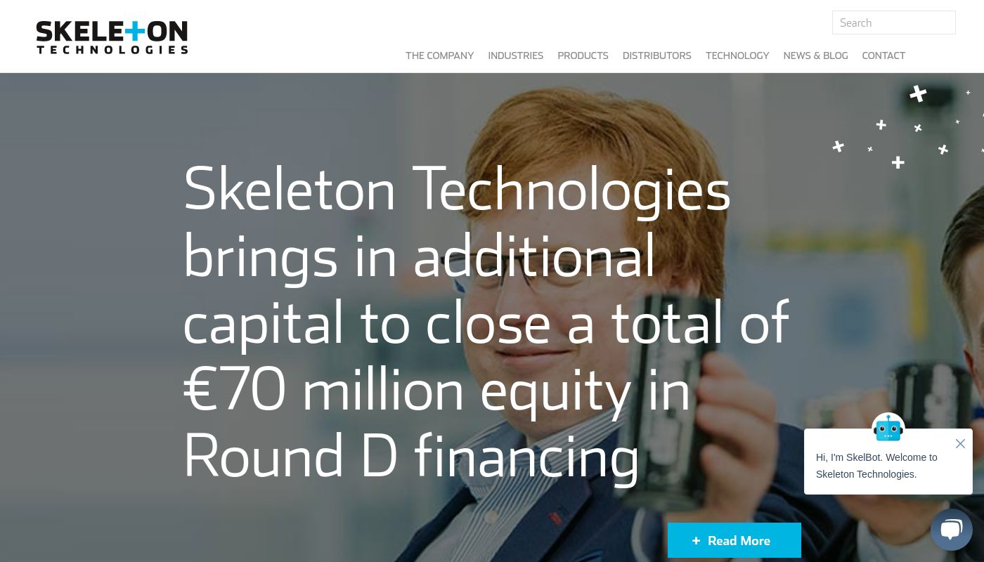 60) Skeleton Technologies