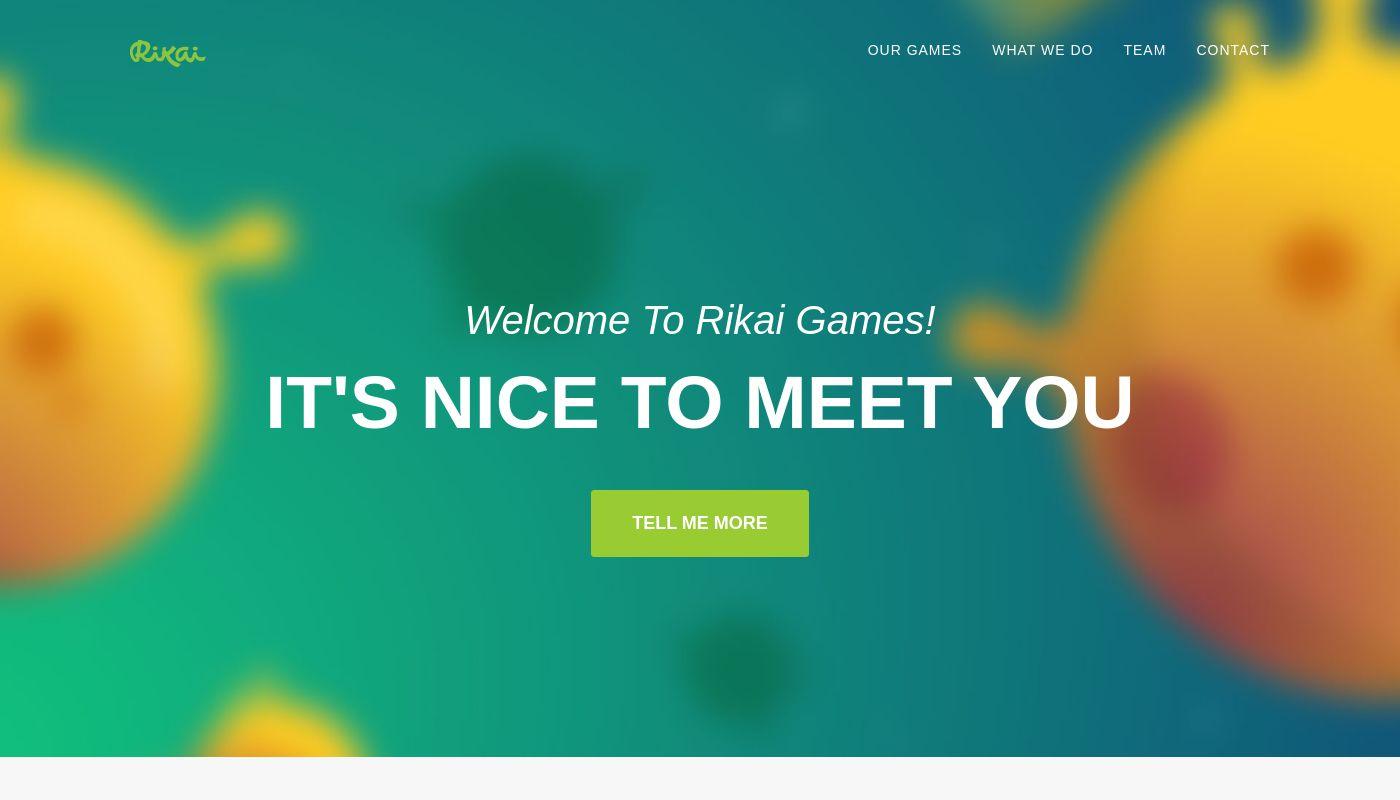 126) Rikai Games