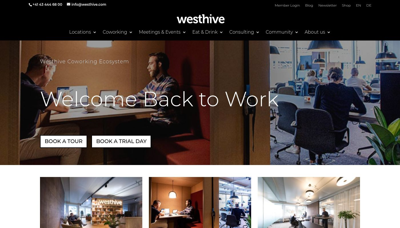 182) Westhive Coworking Ecosystem