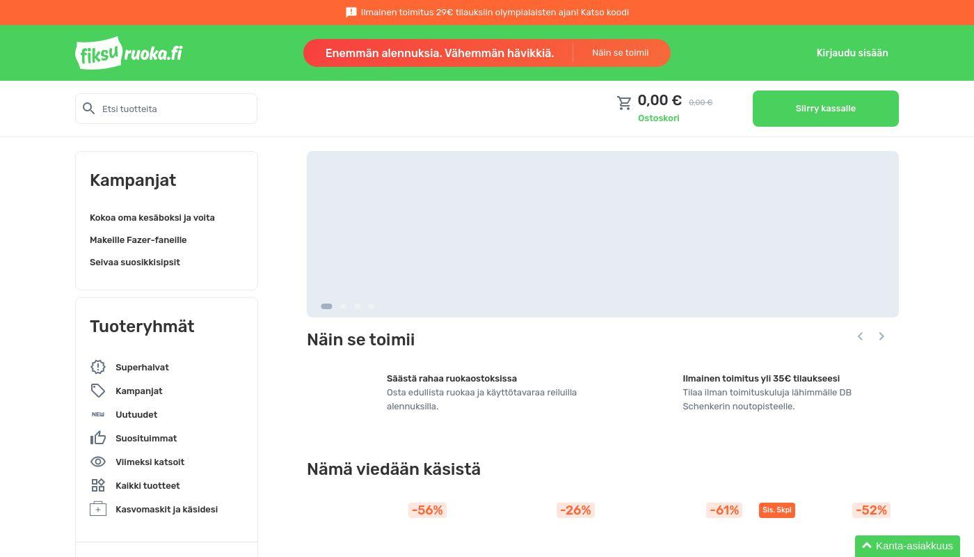 34) Fiksuruoka.fi
