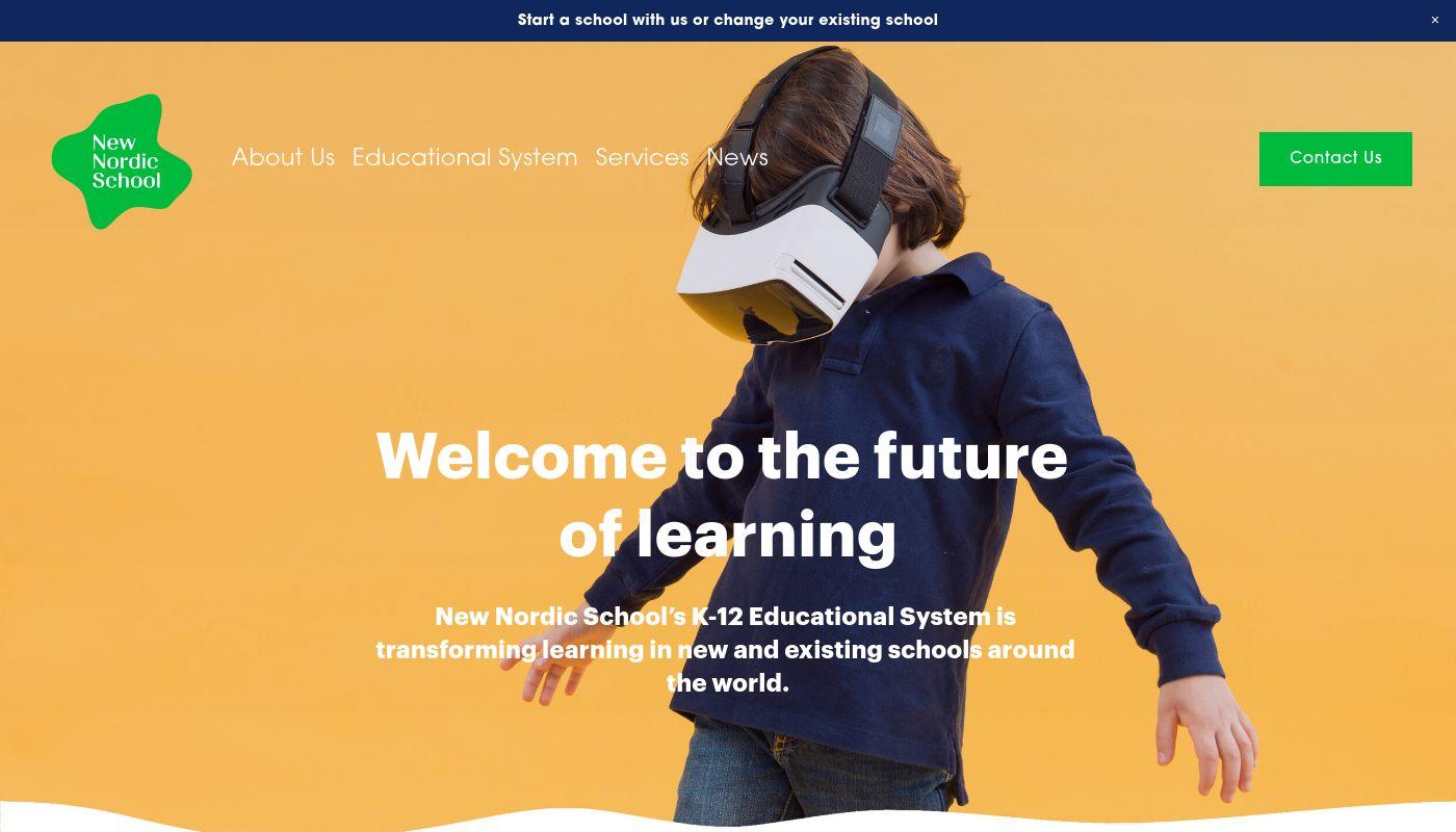 160) New Nordic School