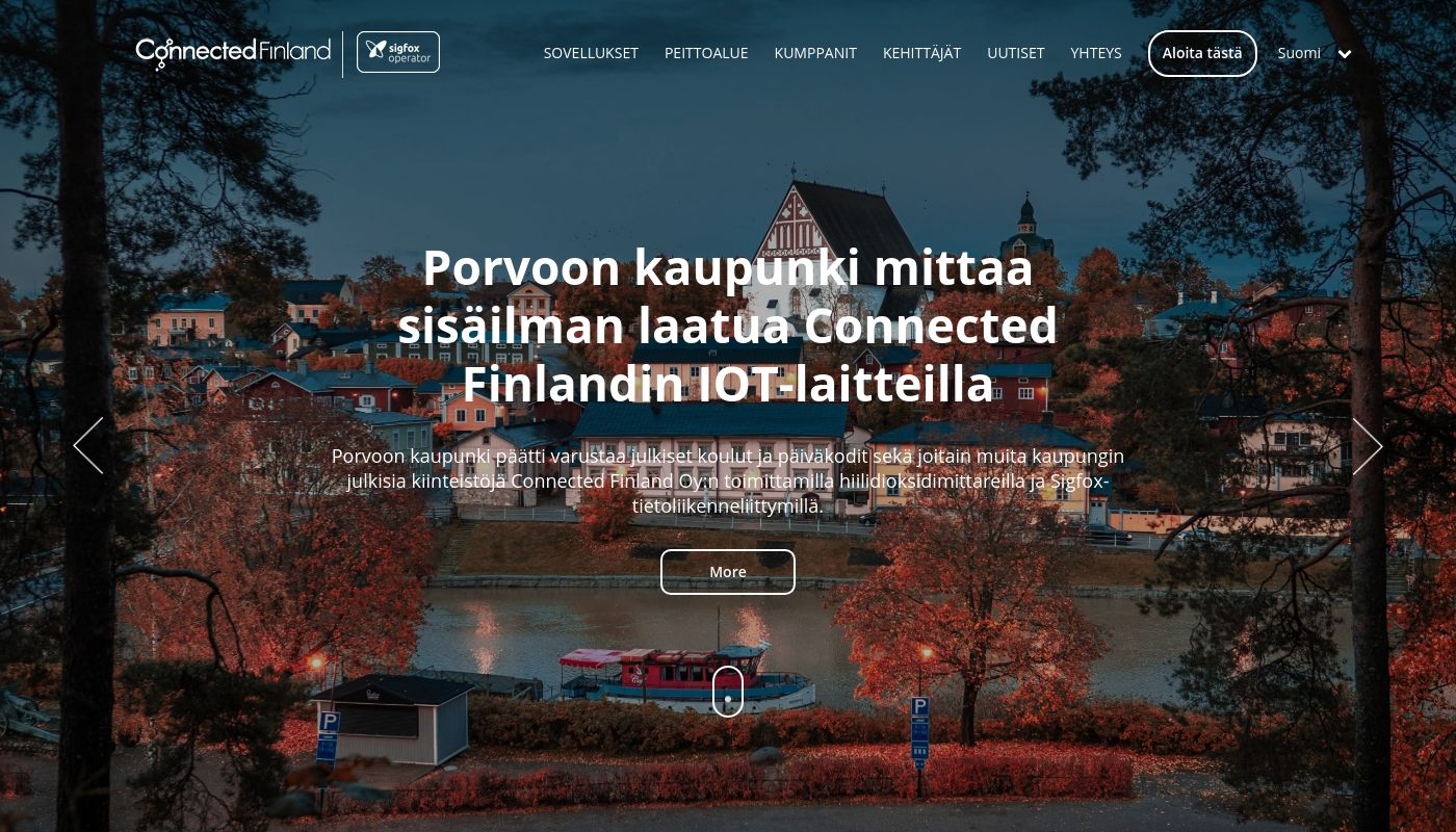 195) Connected Finland