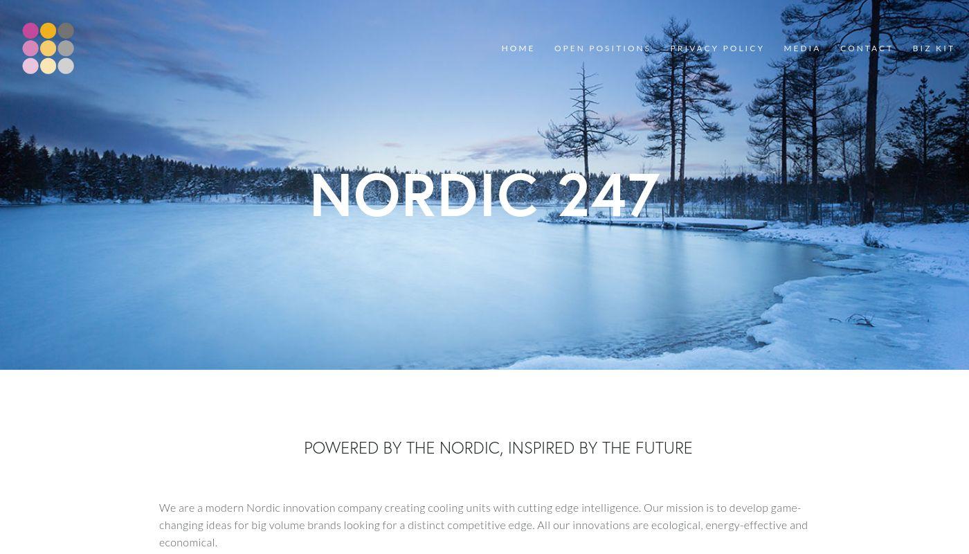 206) Nordic 24/7 Services