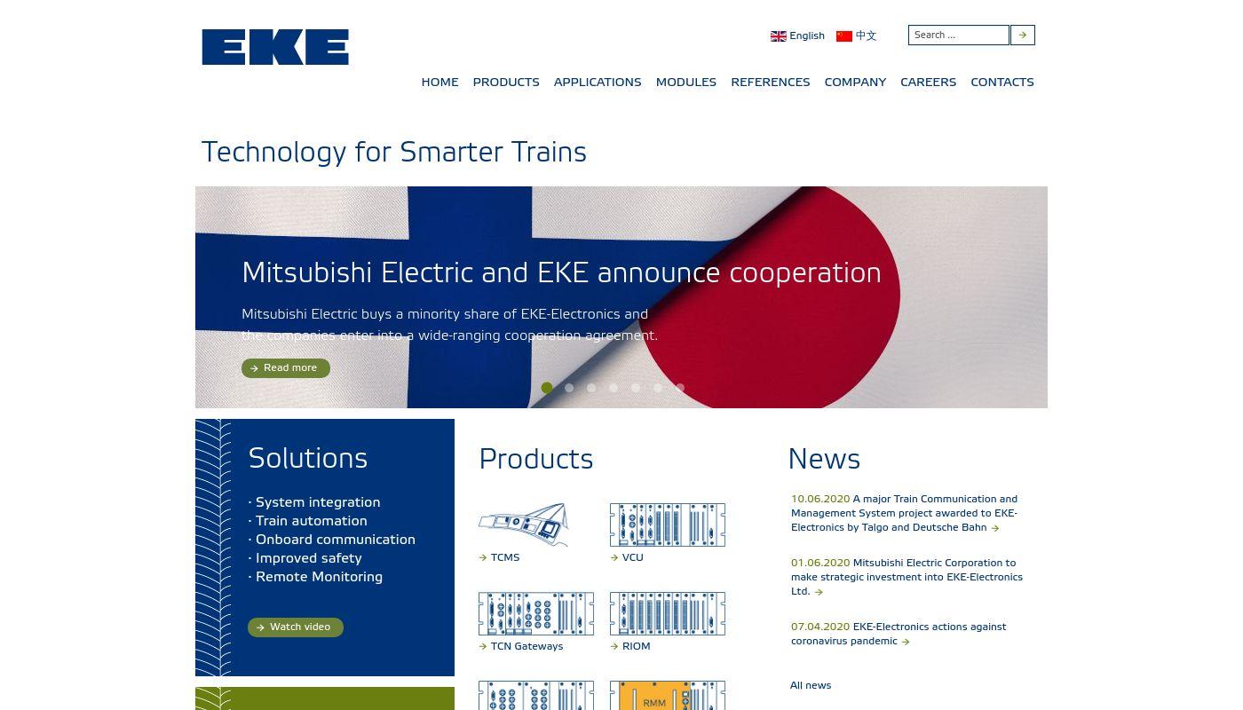 204) EKE-Electronics