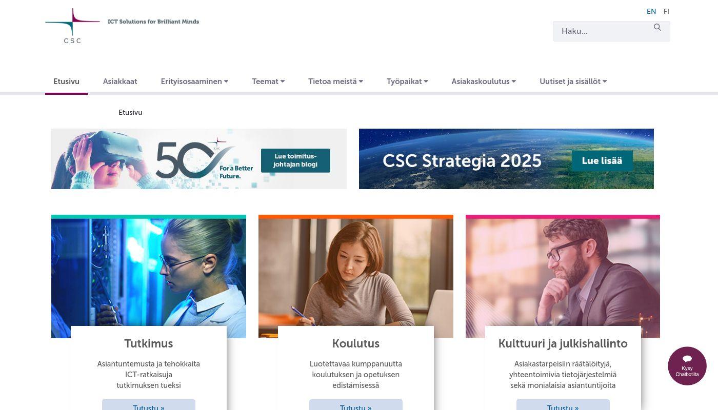 205) CSC