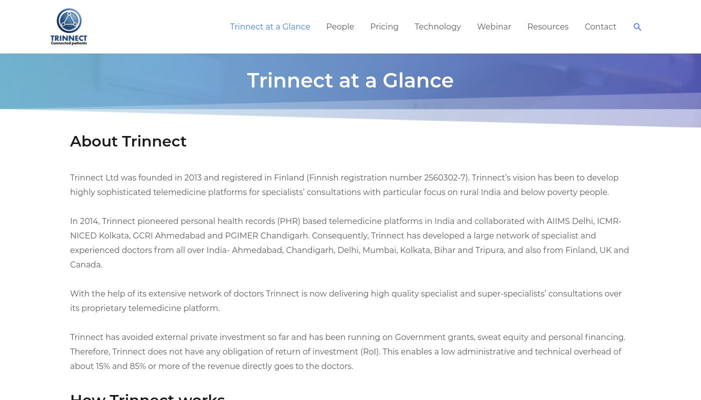 218) Trinnect