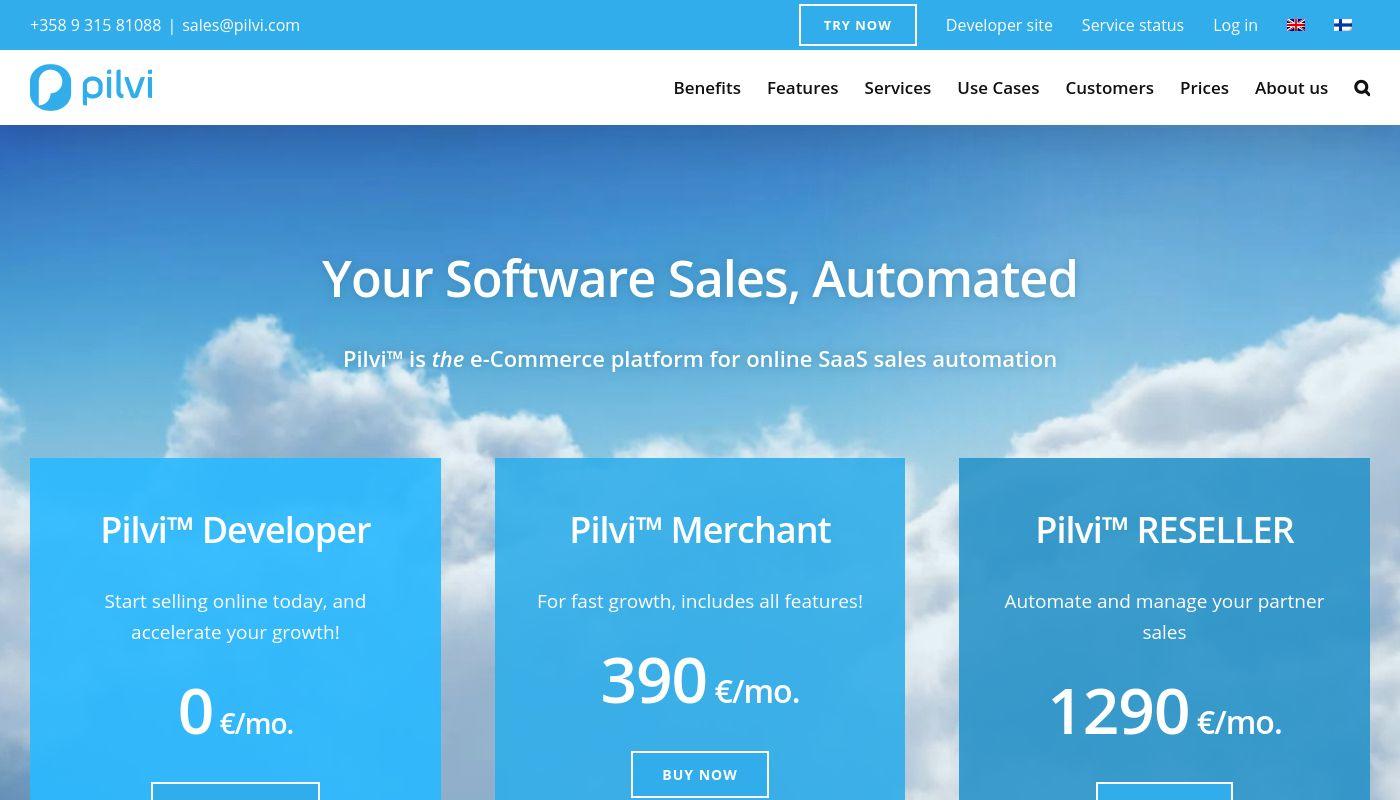 234) Pilvi Cloud Company