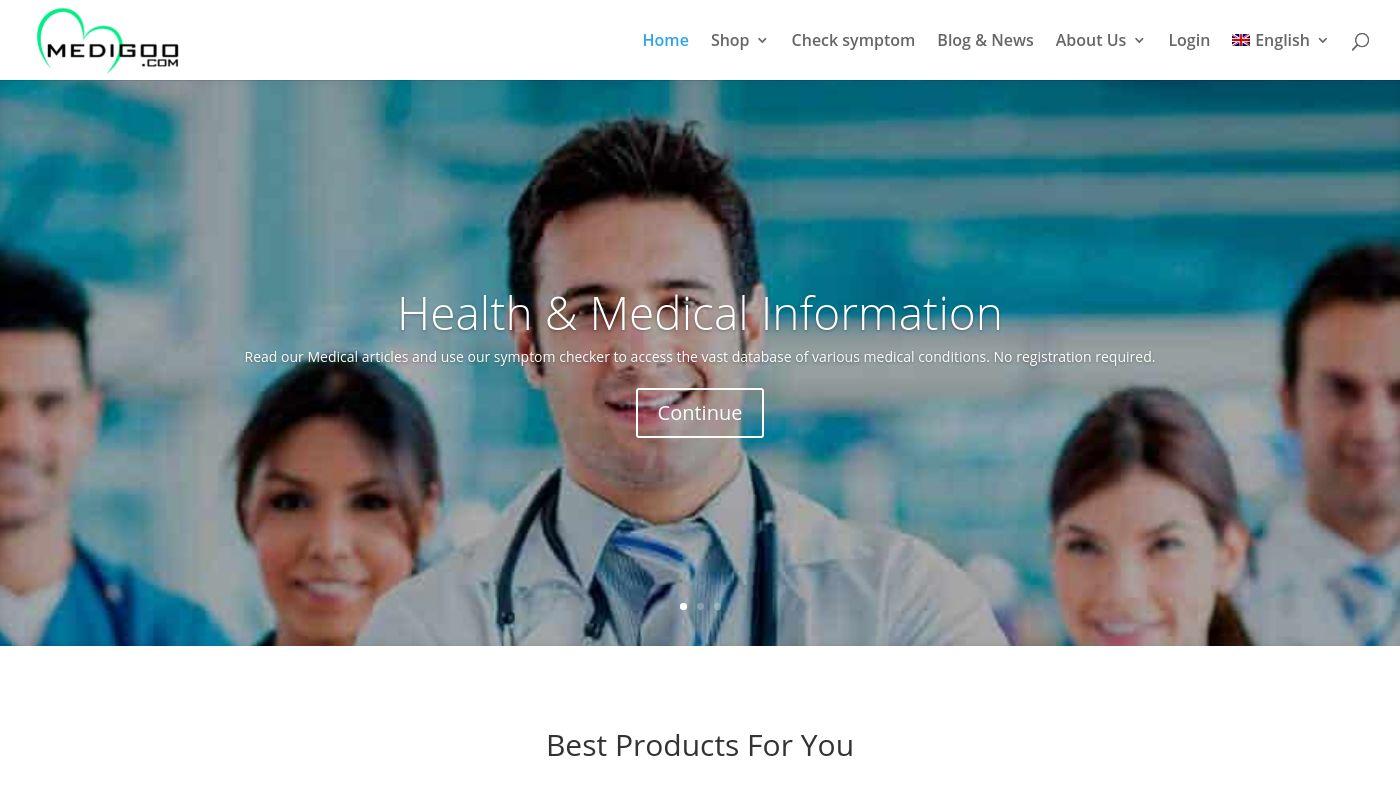 236) Medigoo Inc.
