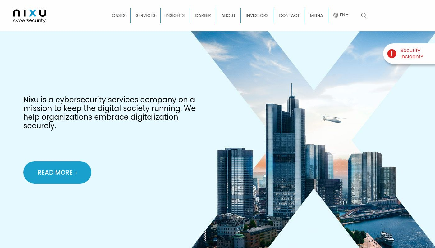 228) Nixu Corporation