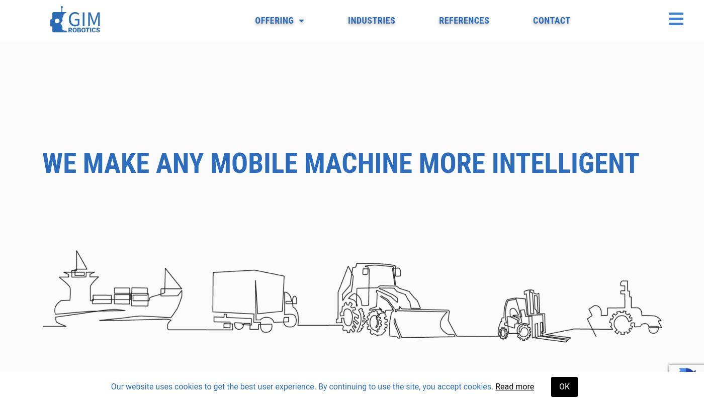 243) Generic Intelligent Machines