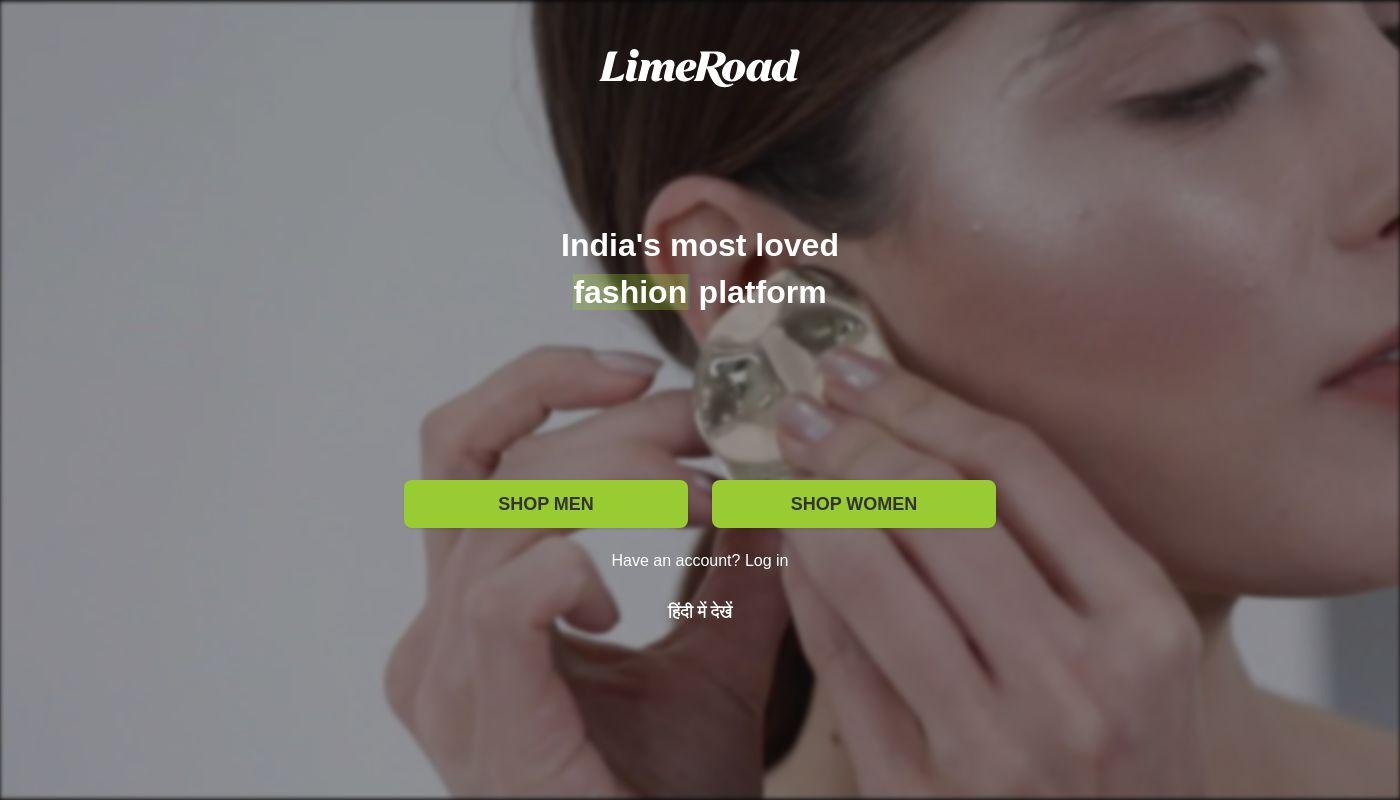44) LimeRoad