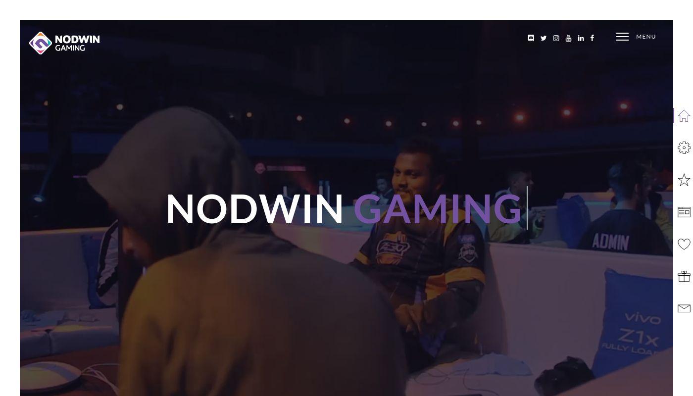 52) NODWIN Gaming
