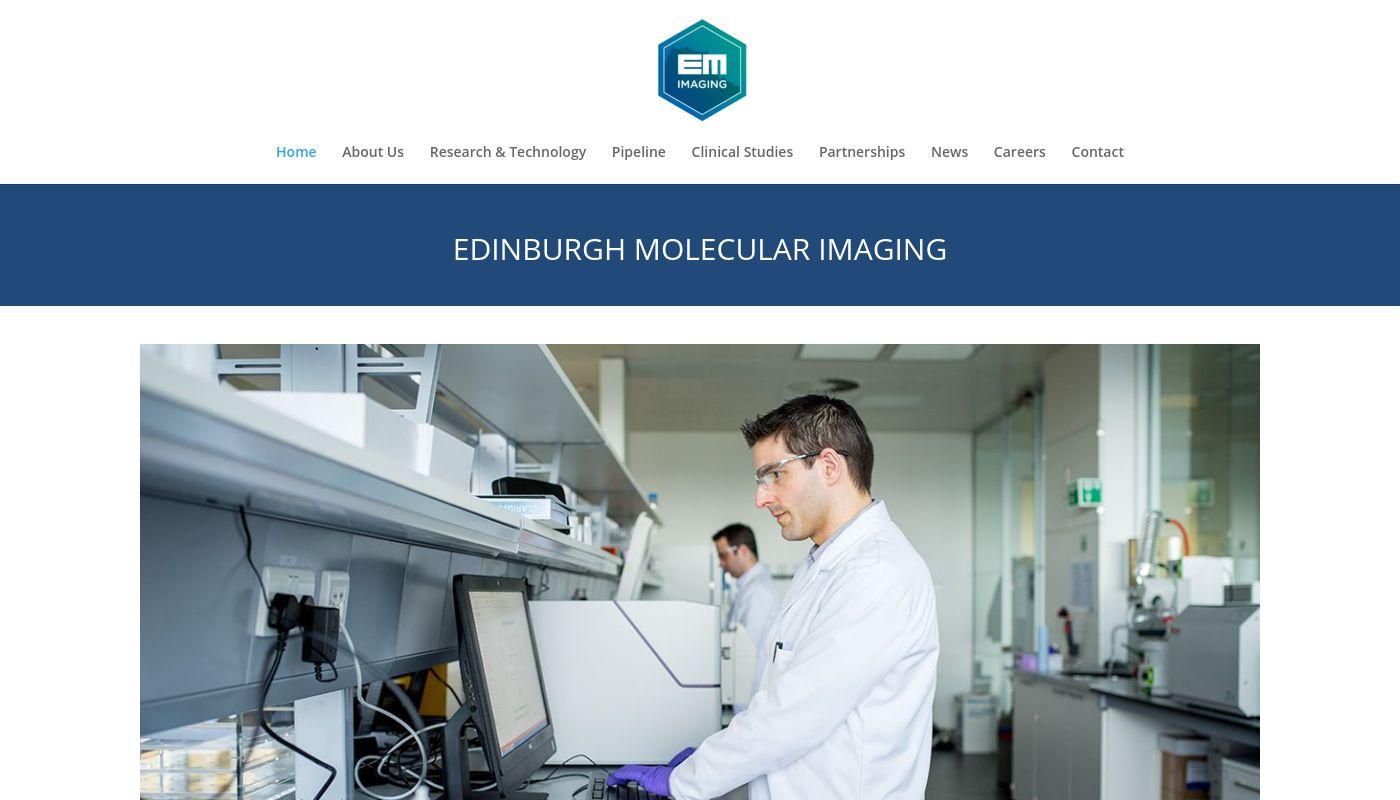 54) Edinburgh Molecular Imaging