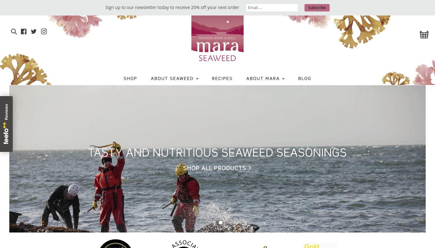 50) Mara Seaweed