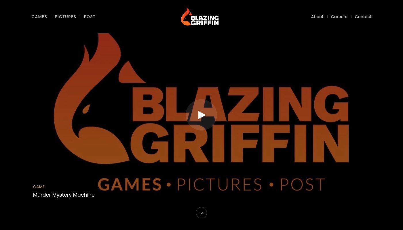 63) Blazing Griffin