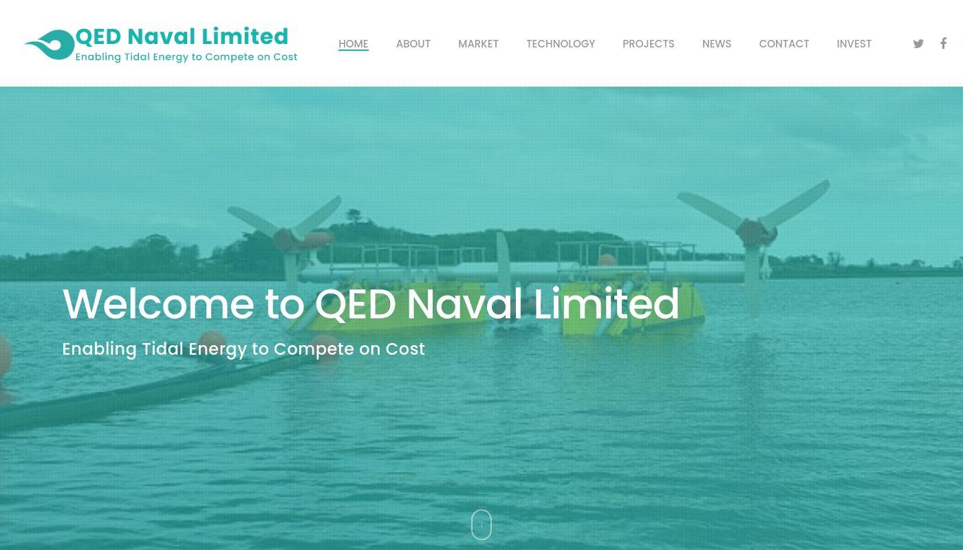 94) QED Naval