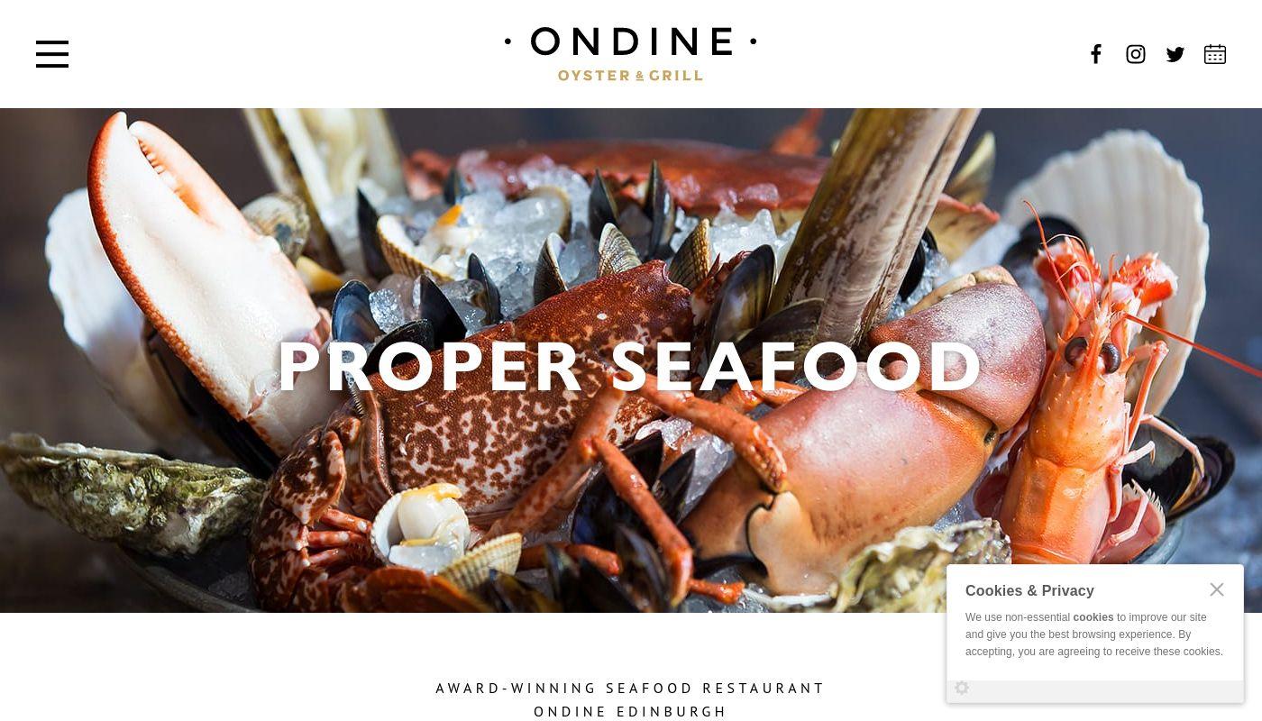 90) Ondine Restaurant