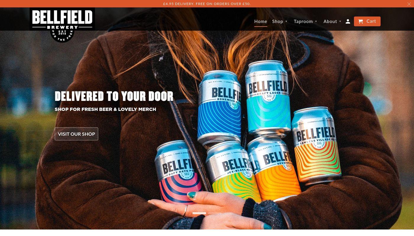 125) The Bellfield Brewery