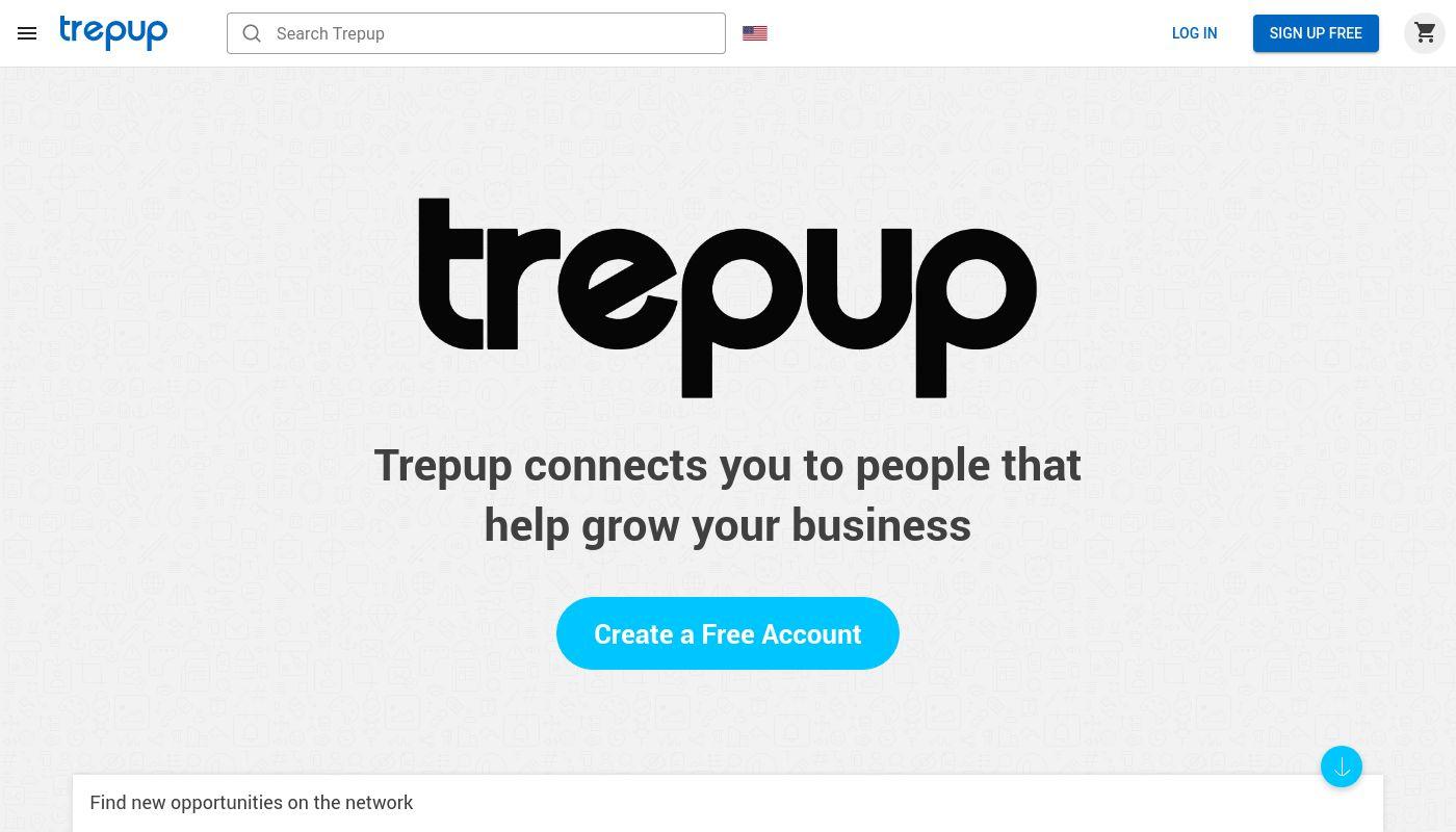 161) Trepup.com