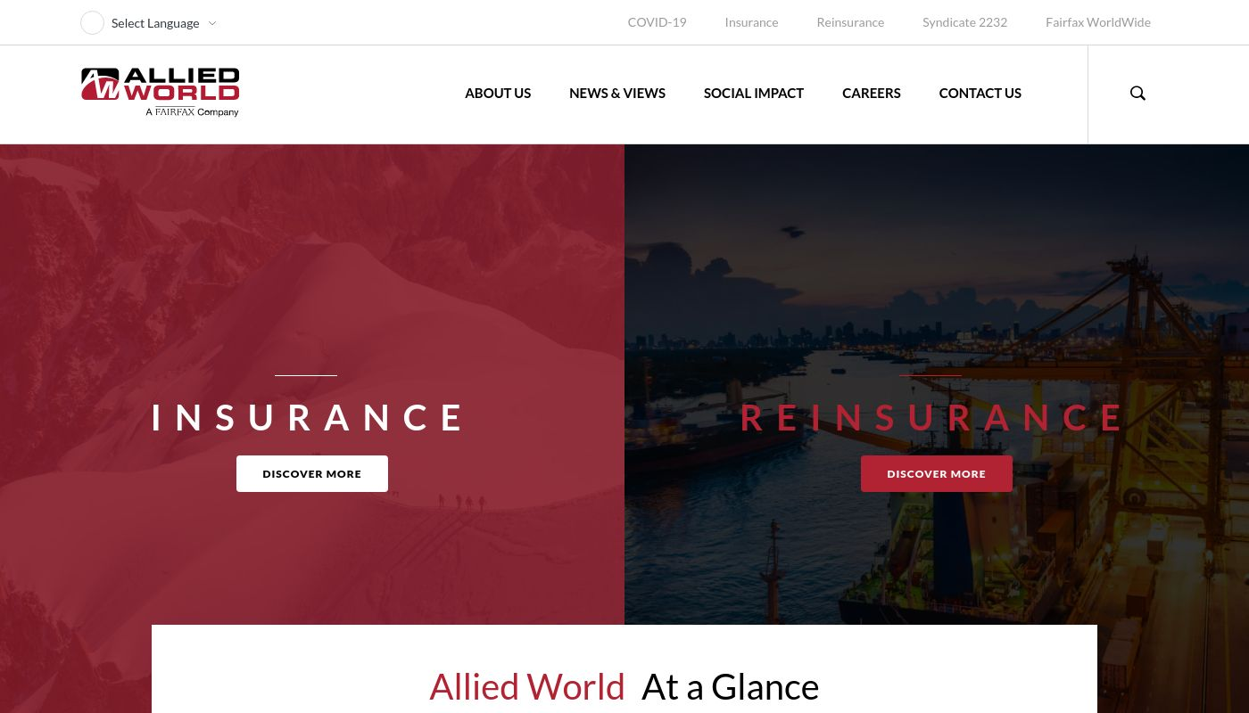 72) Allied World Assurance