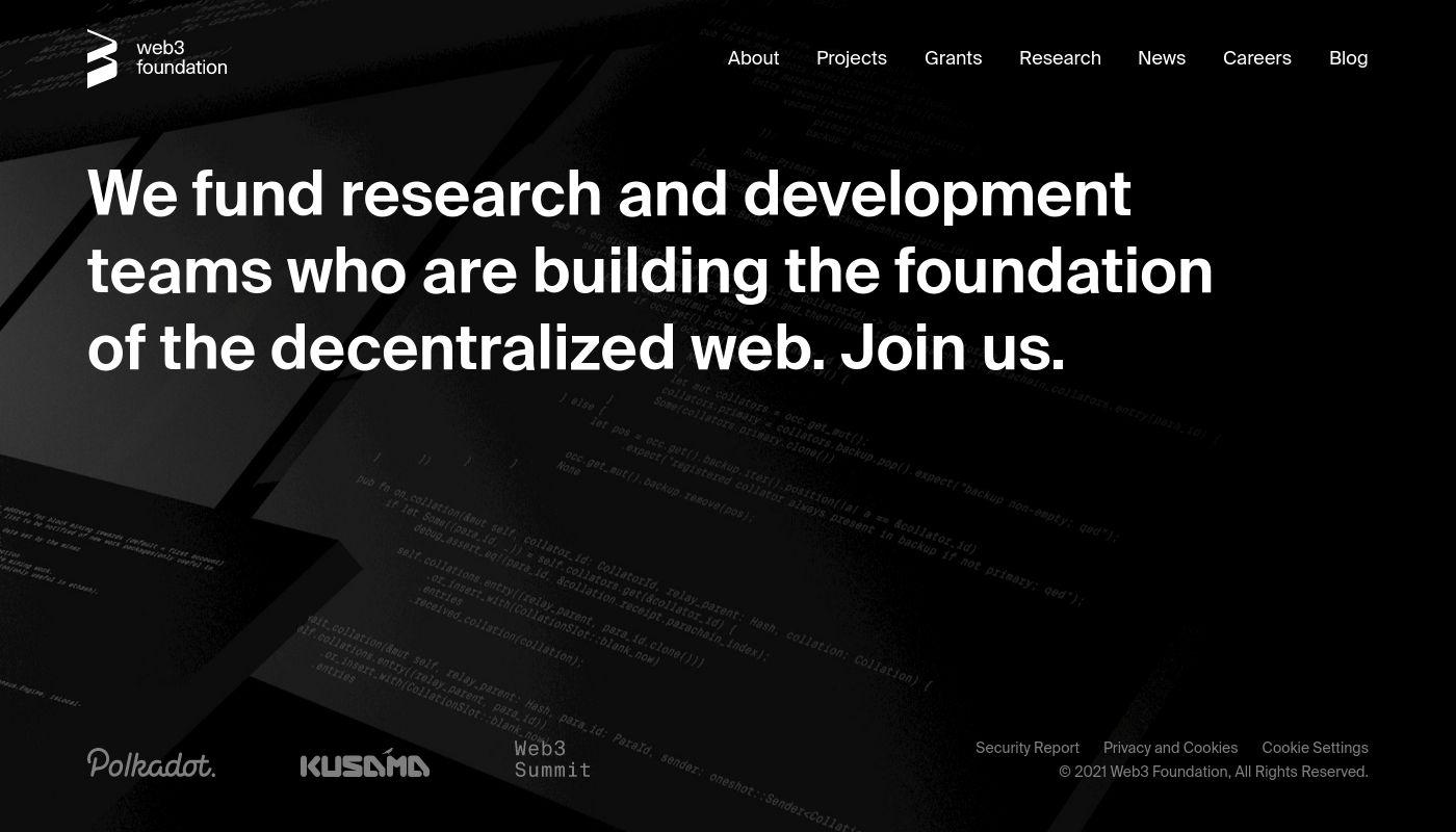 71) Web3 Foundation