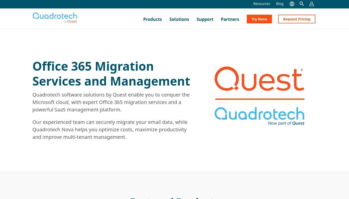 74) Quadrotech