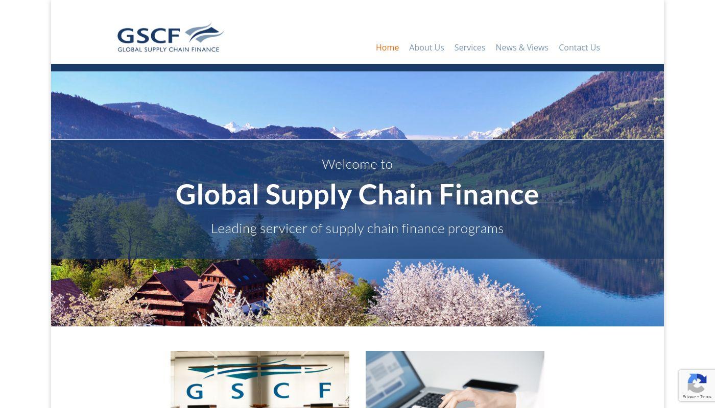 94) Global Supply Chain Finance (GSCF)