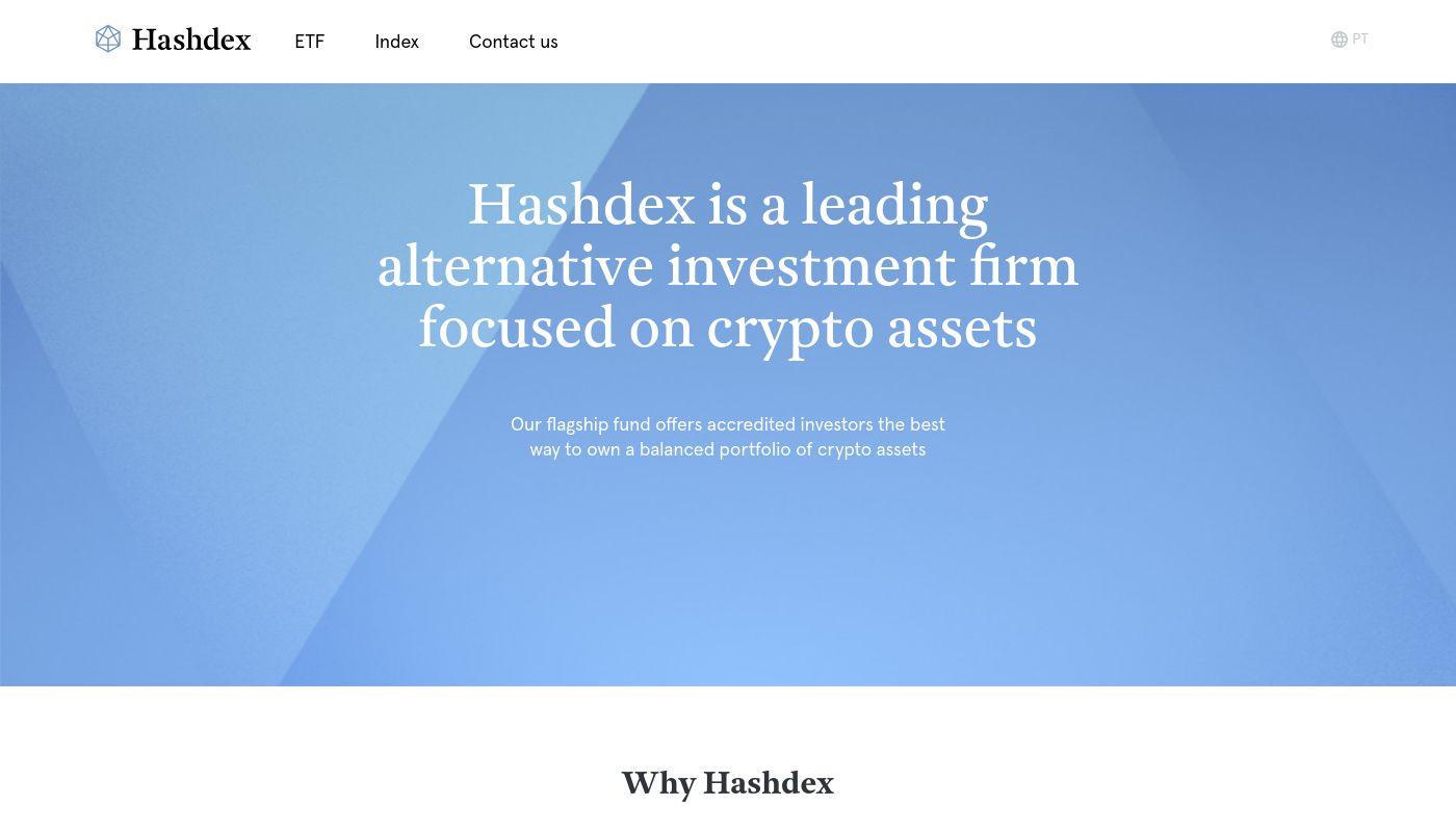 48) Hashdex