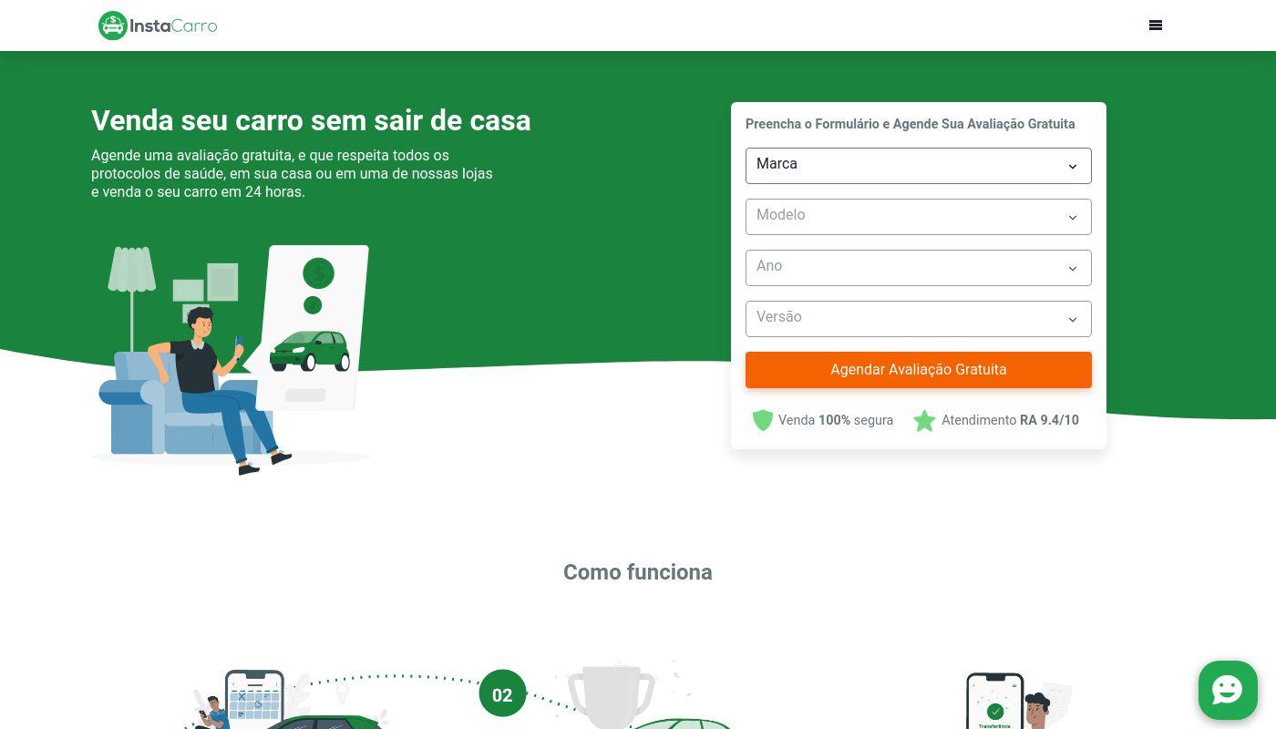 91) InstaCarro.com