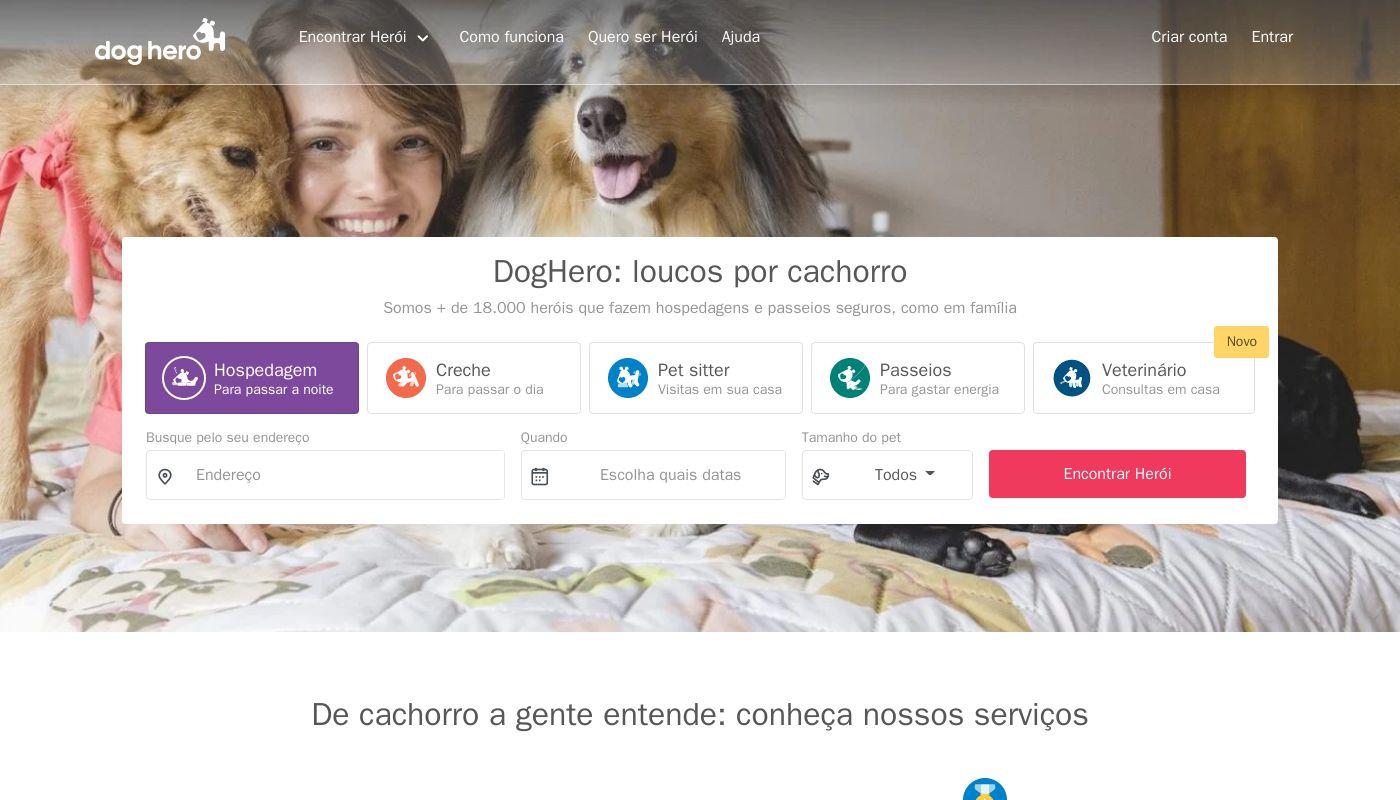 114) DogHero