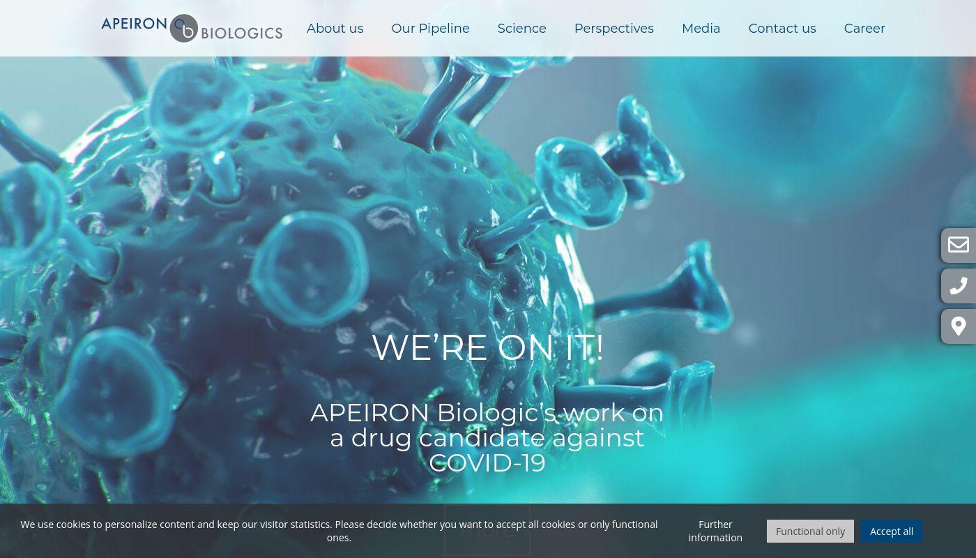 7) Apeiron Biologics