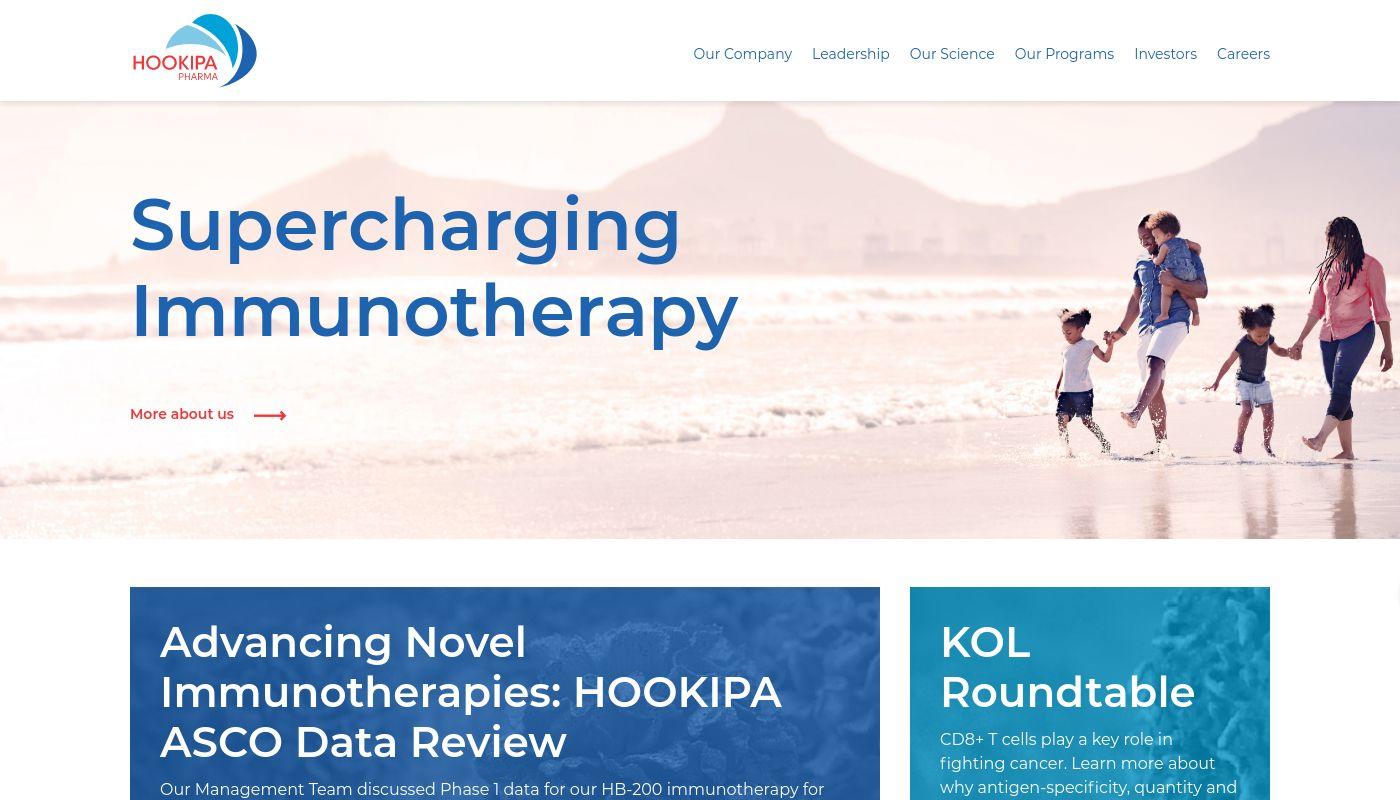 23) Hookipa Pharma