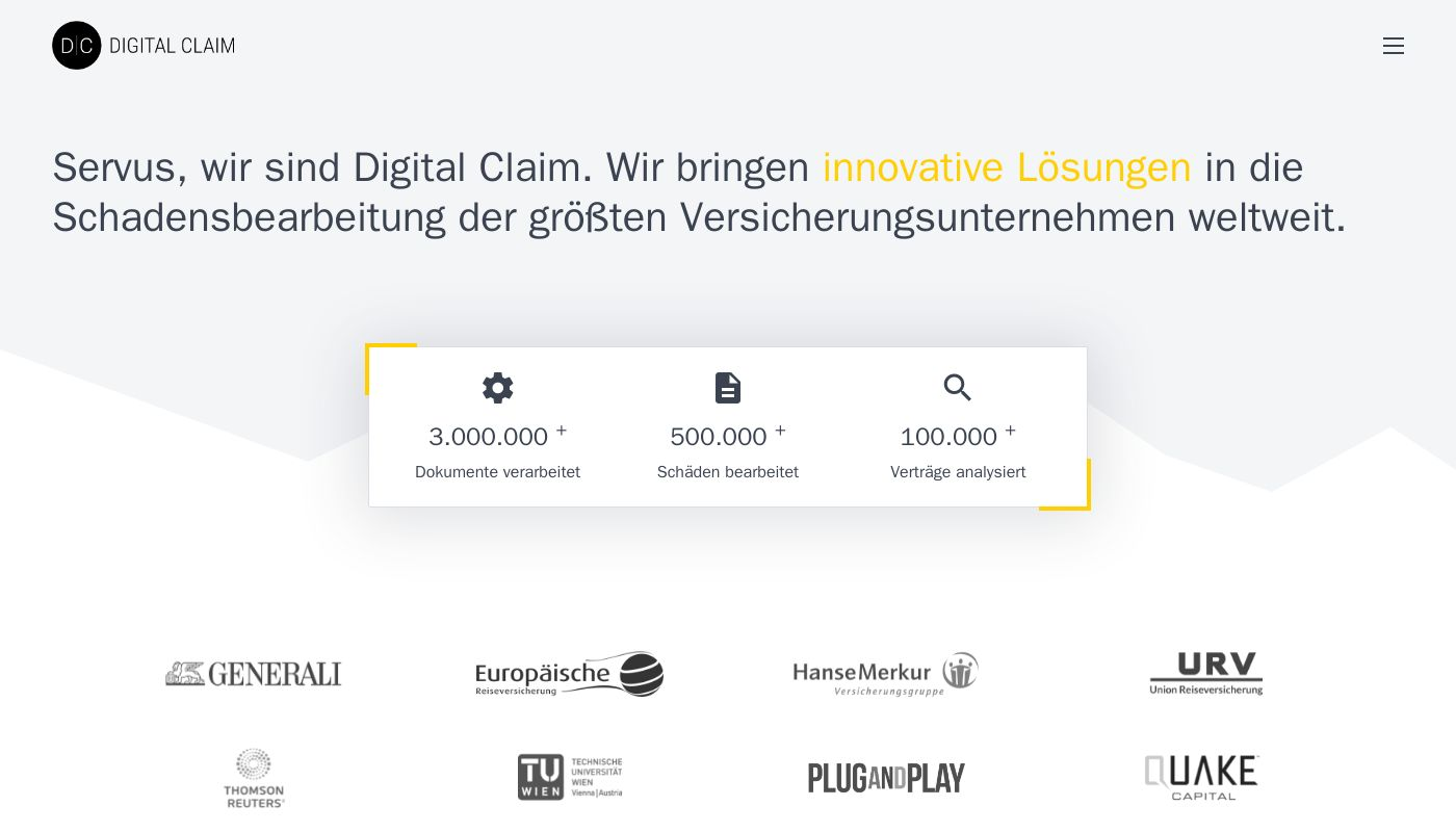 53) Digital Claim