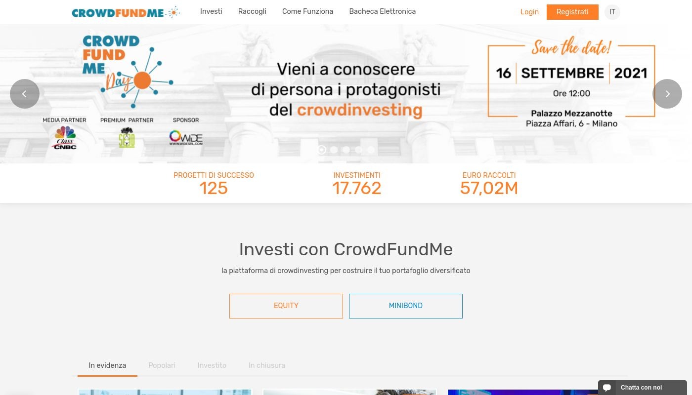 73) CrowdFundMe