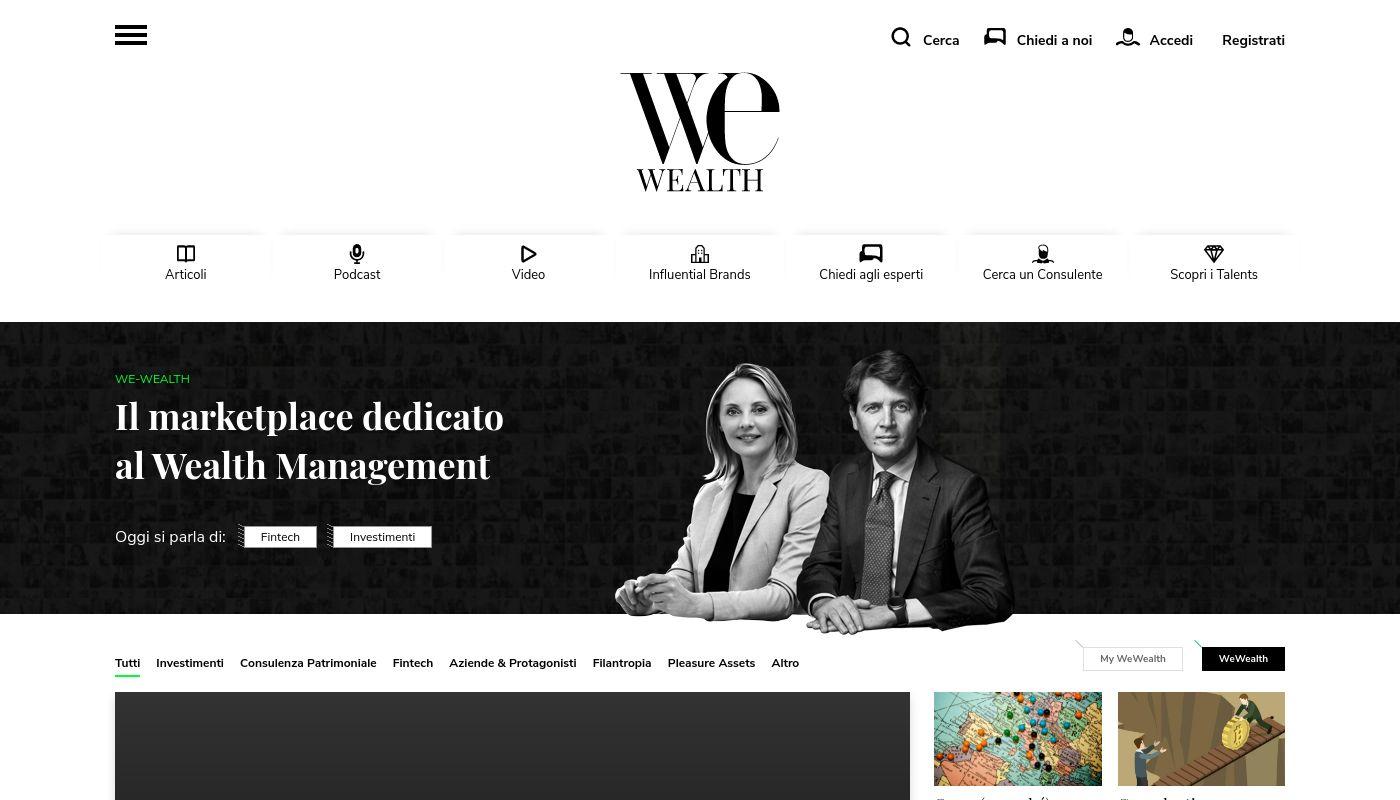 90) We Wealth