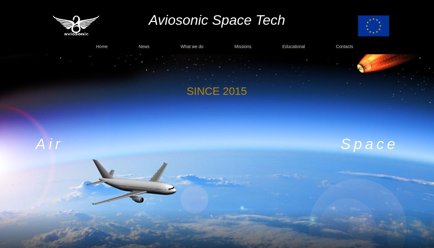167) Aviosonic Space Tech