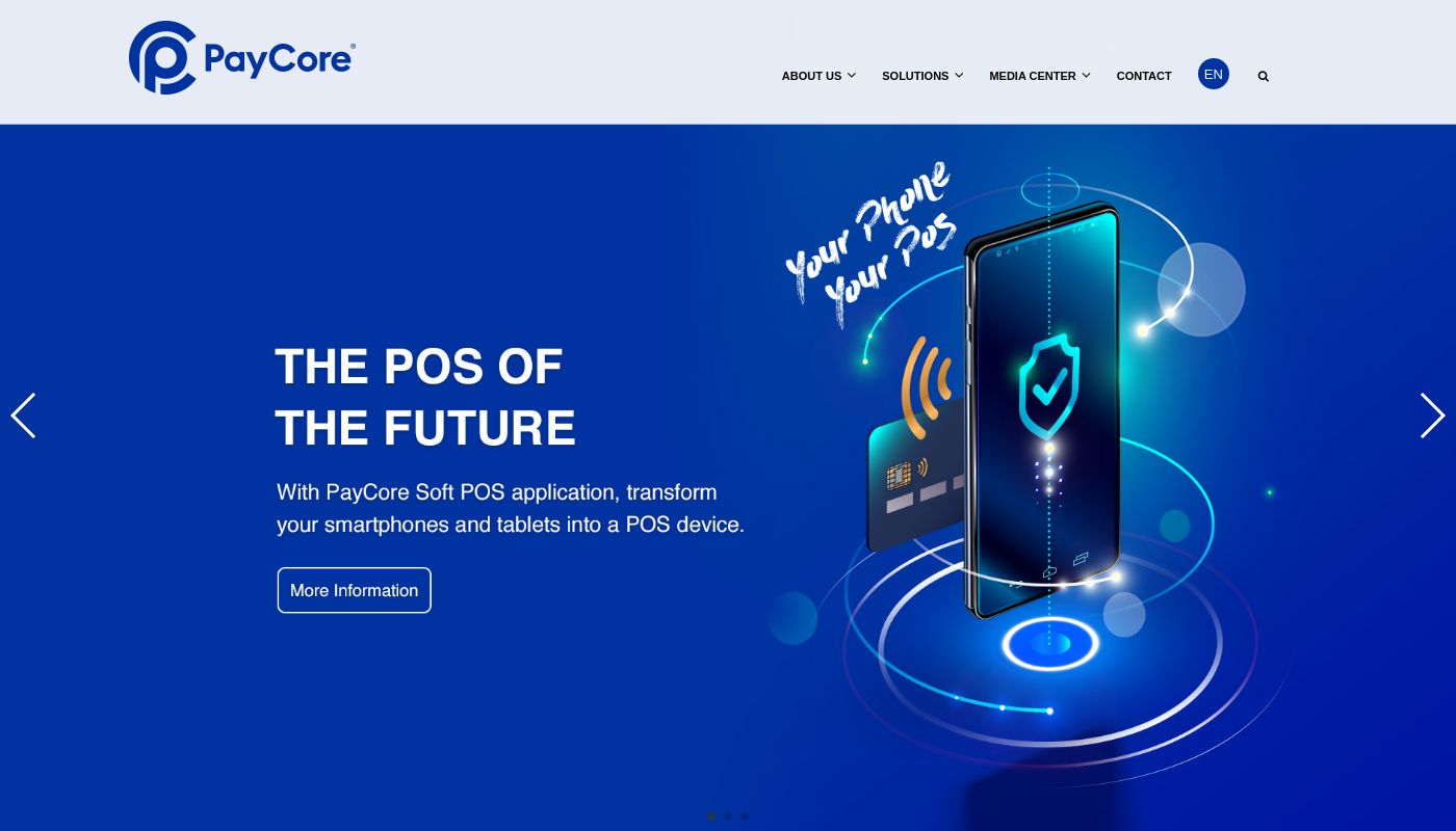 10) PayCore