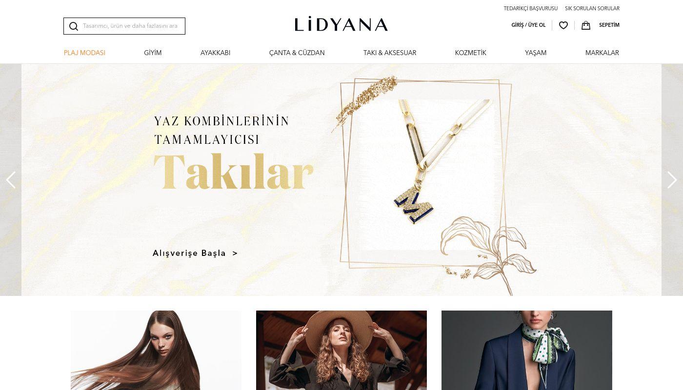 25) Lidyana