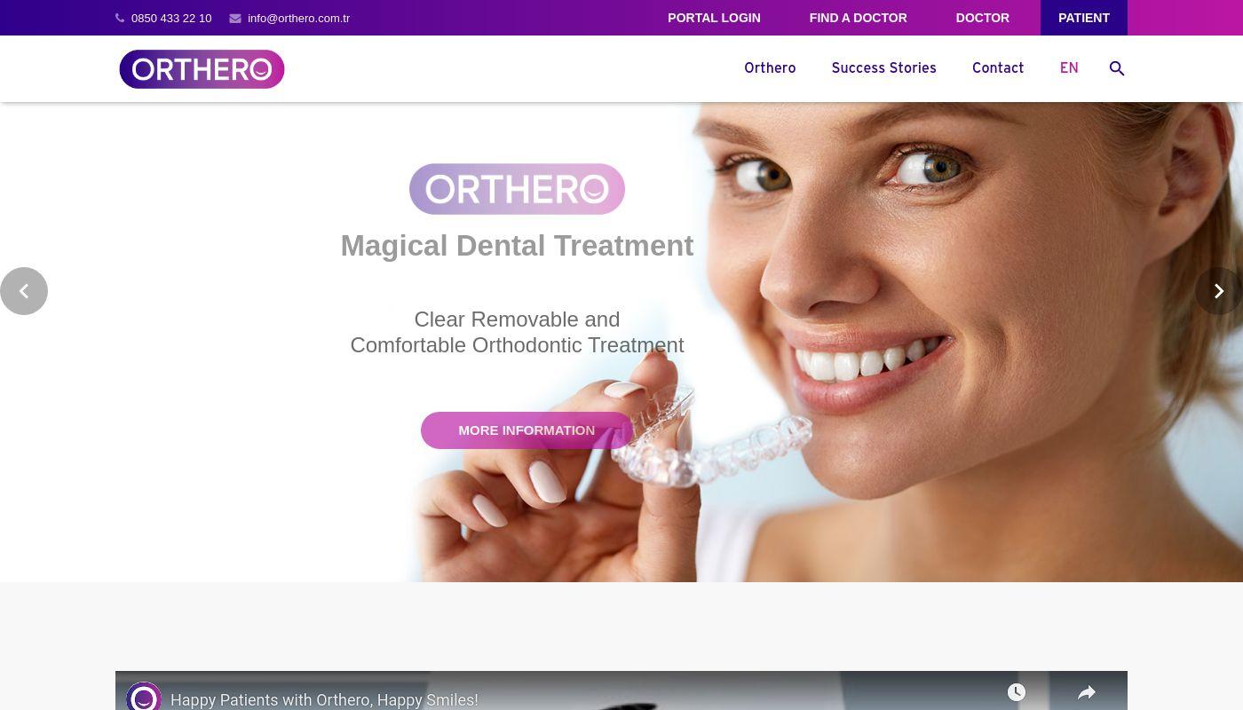 38) ORTHERO