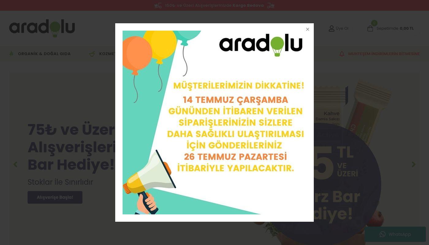74) Aradolu.com