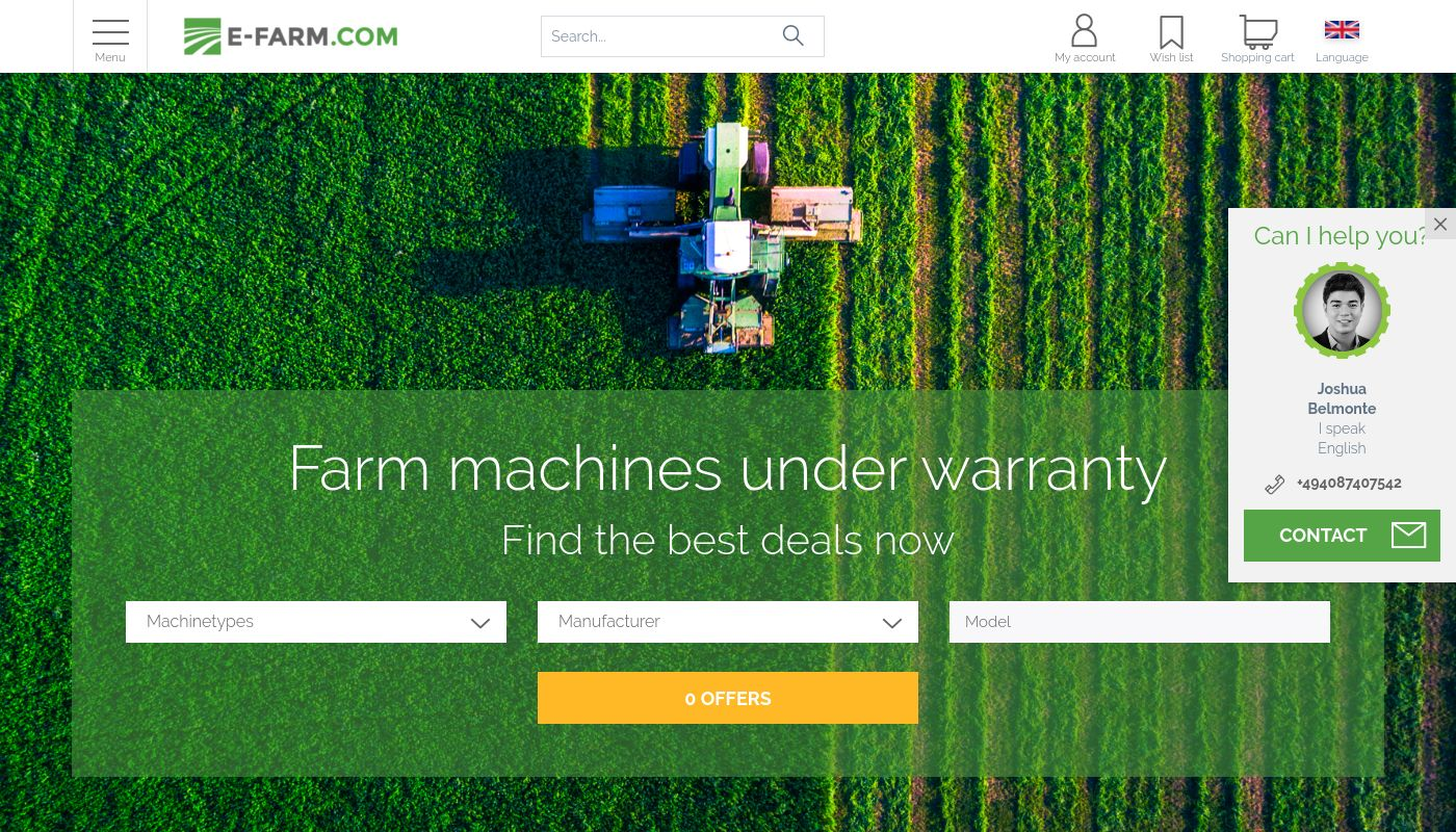 298) E-Farm.com