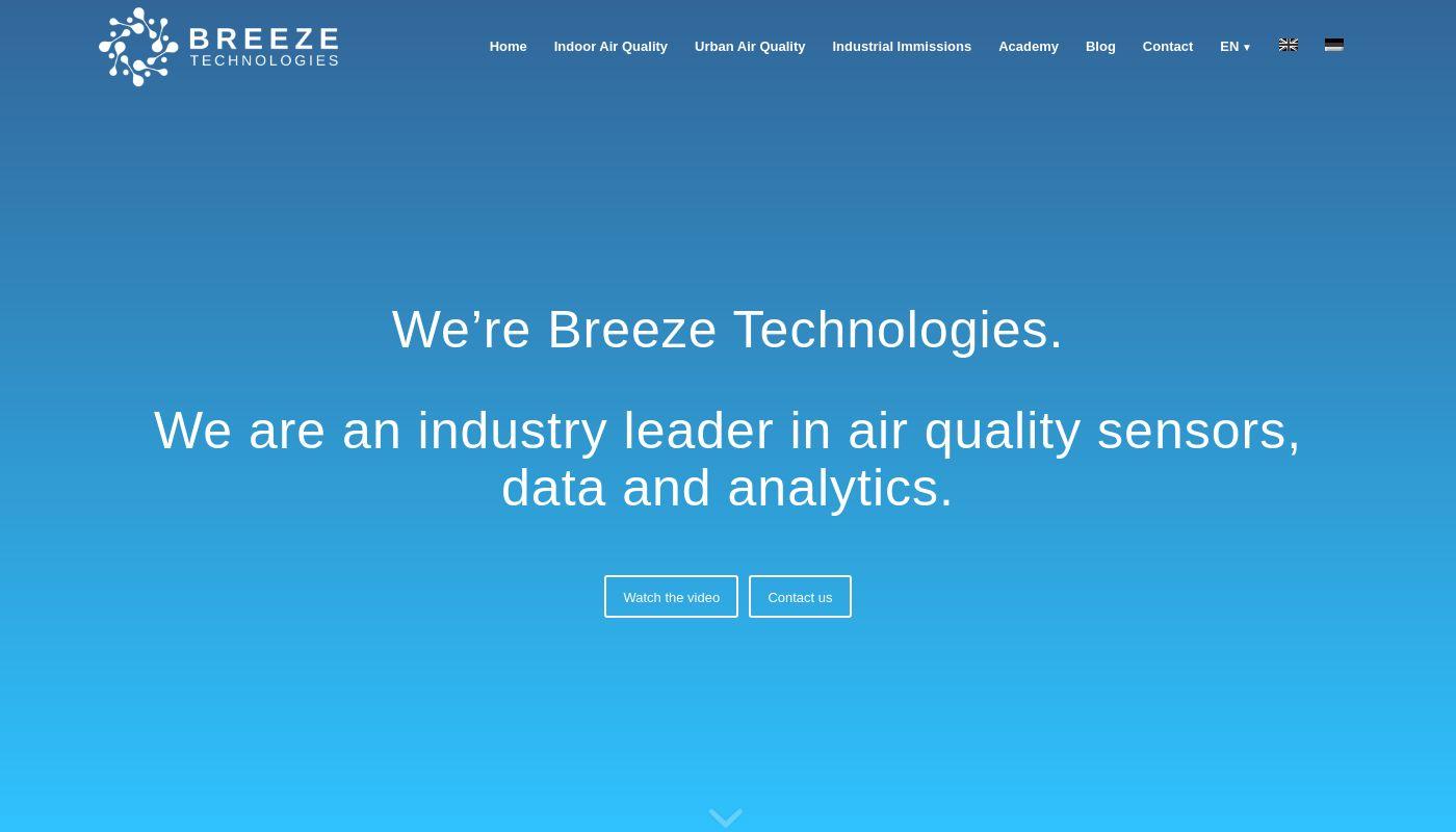 37) Breeze Technologies