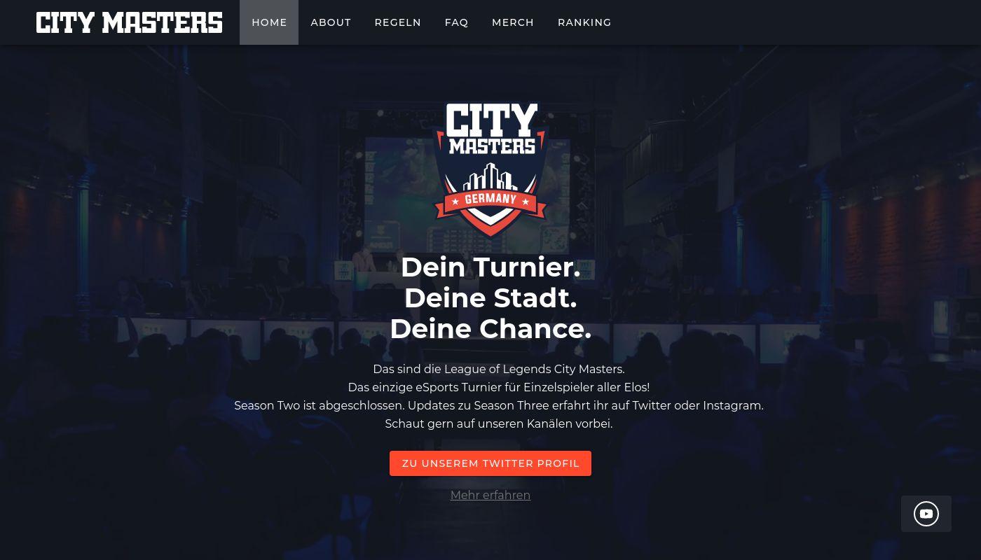 47) City Masters
