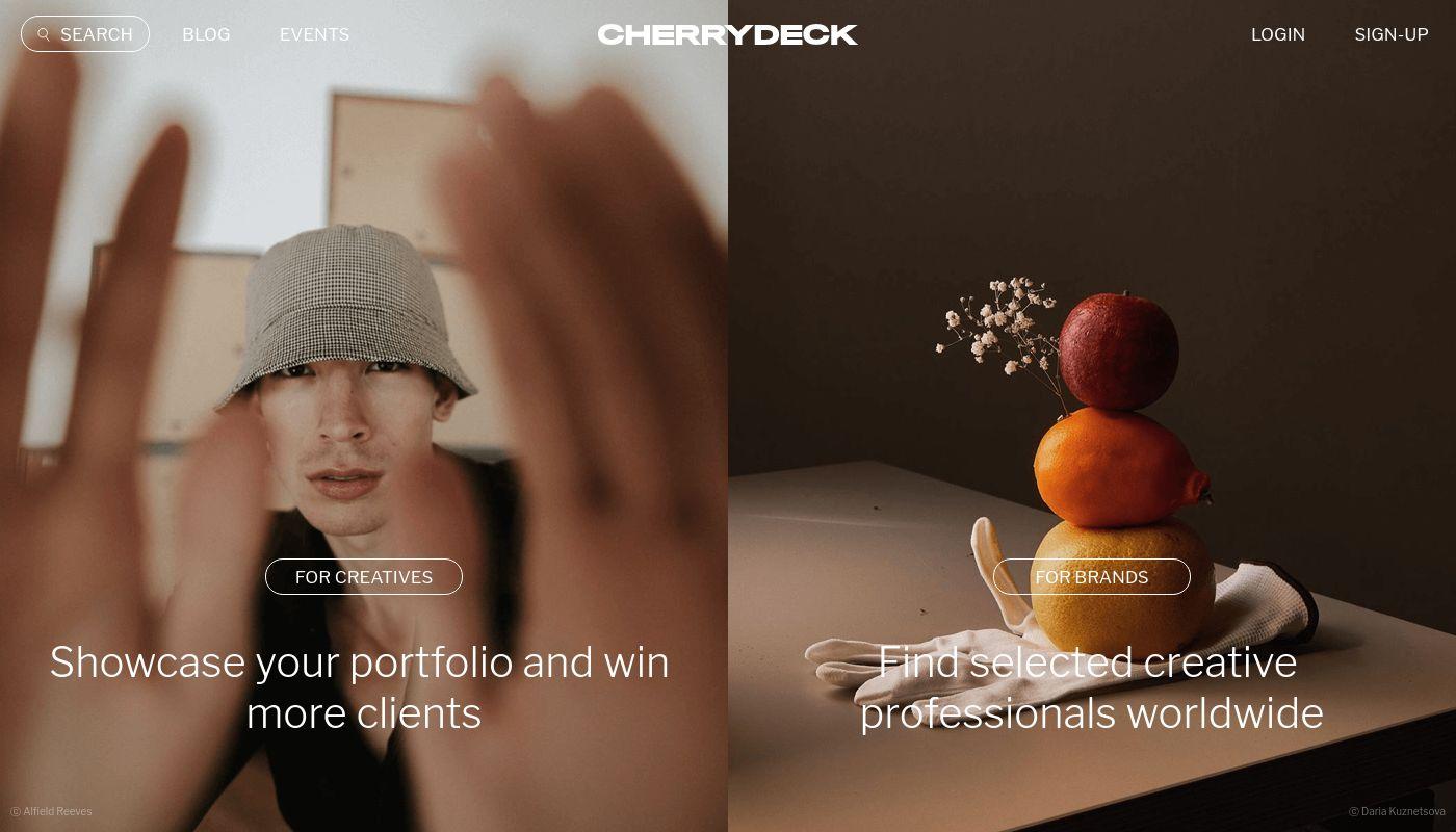 53) Cherrydeck