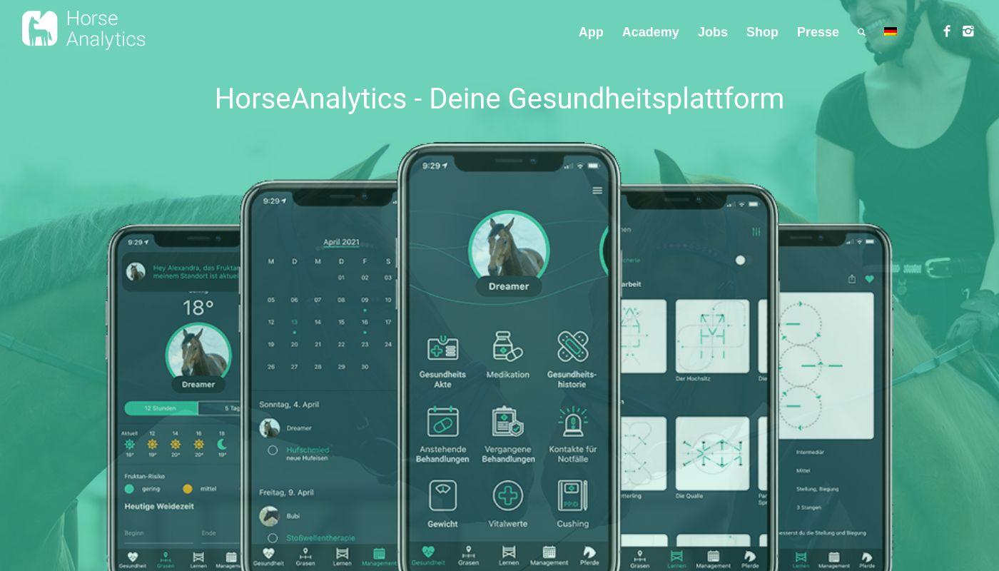 62) HorseAnalytics